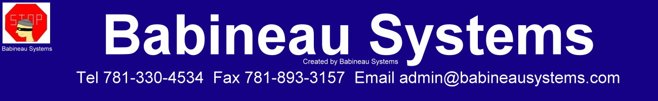 Babineau Systems co
